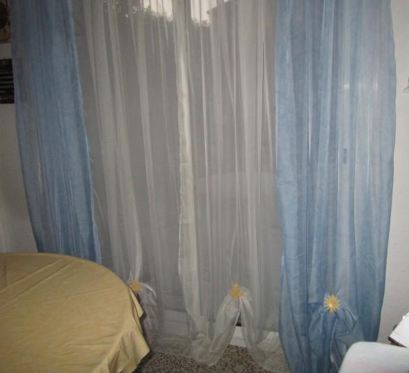 1 rideaux bas