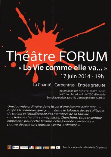 theatre 17 juin