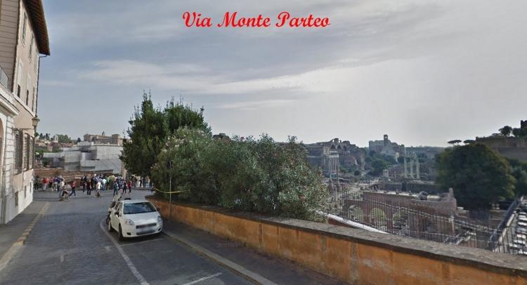 Rome 1 via monte parteo