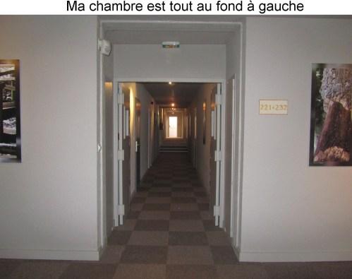 7 couloir