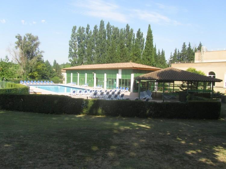 1 piscine