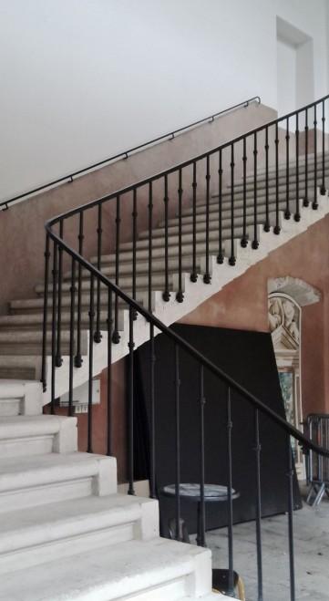 7 escalier