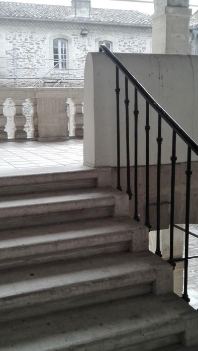 9 escalier