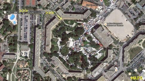 vue satellite