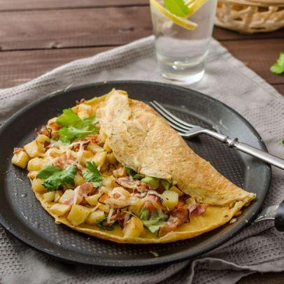 omelette-magrets